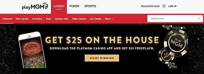 PlayMGM Casino Promotions