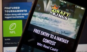 DraftKings DFS Betting on Sports