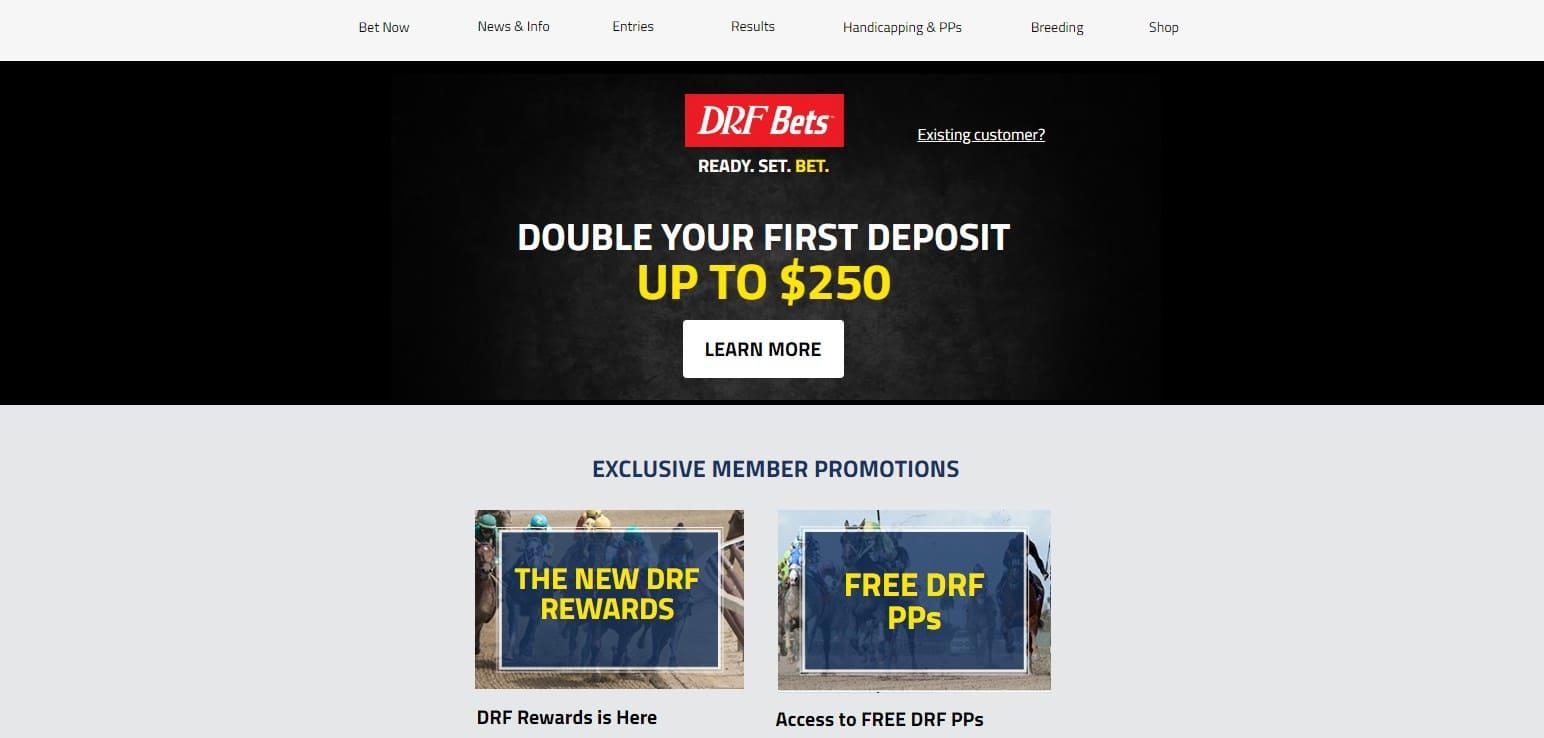 DRF Bets Racebook