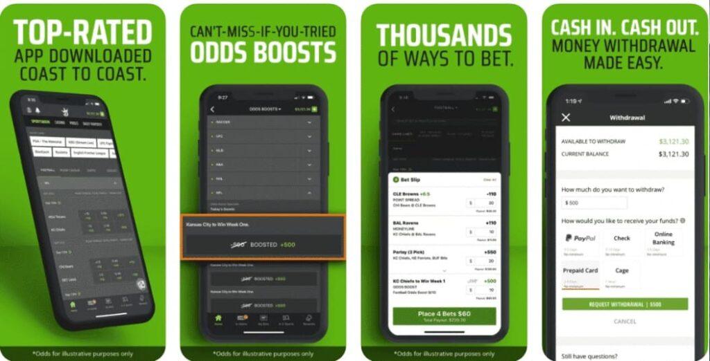 Draftkings Casino Mobile App