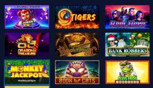 Casino Apps Navigation