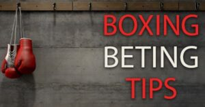 Boxing Betting Types