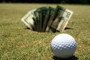 Wagers in Golf Betting
