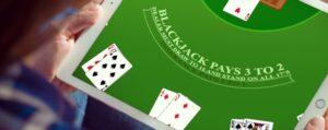 Mobile Online Blackjack