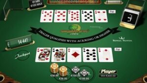 Types of Poker Casino Games